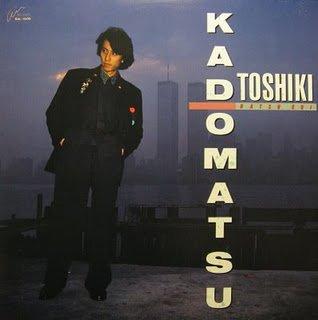 Toshiki kadomatsu - Hatsu Koi dans Funk & Autres hatsukoi1985