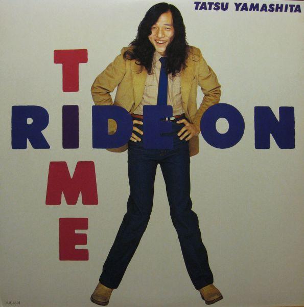 Tatsuro Yamashita - silent screamer dans Funk & Autres tatsuroyamashitarideontime